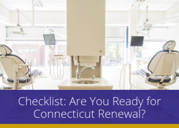 Checklist: Are You Ready for Connecticut Renewal?
